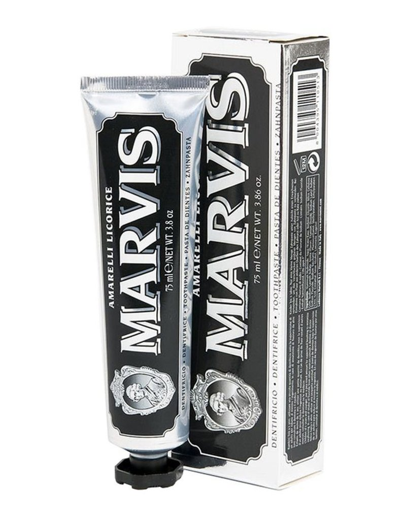 Marvis Toothpaste - Licorice Mint  / 75ml