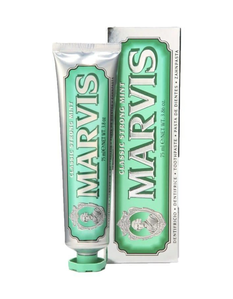 Marvis Toothpaste - Classic Strong Mint / 75ml