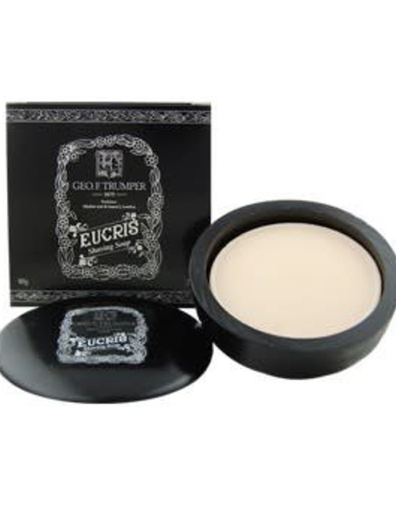 Geo F. Trumper Trumper Eucris Soap With Bowl