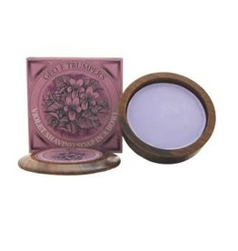 Geo F. Trumper Trumper Violet Soap With Bowl
