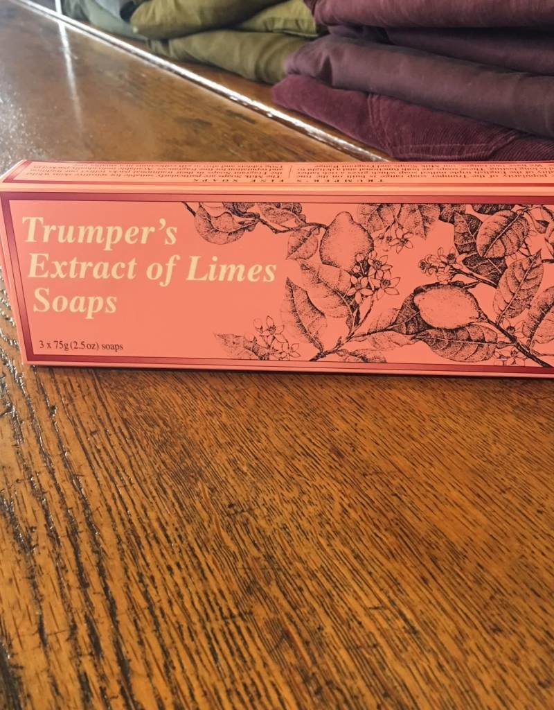 Geo F. Trumper Trumper Limes Hand Soap