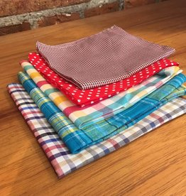 Pocket Squares / Cotton