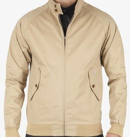 Ben Sherman Classic Harrington Jacket | Tan