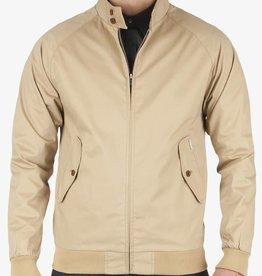 Ben Sherman Classic Harrington Jacket | Tan