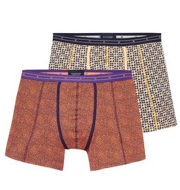 Scotch & Soda All-over Printed Boxer | 139847-0220