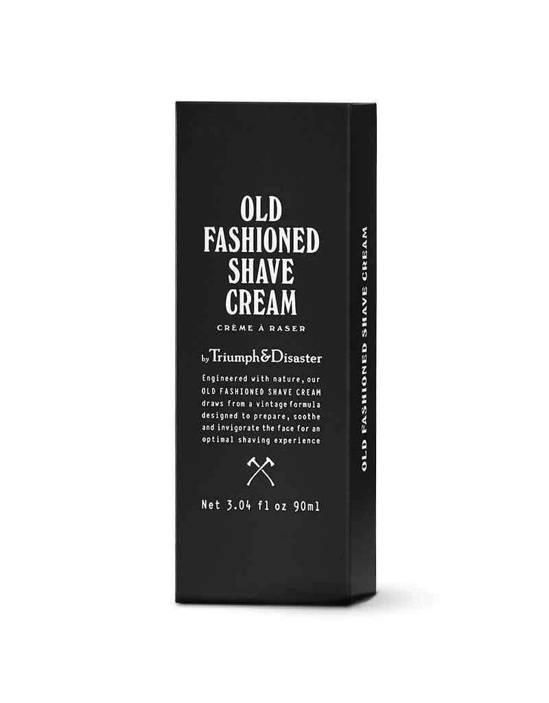 Triumph & Disaster Old Fashioned Shave Creme Tube