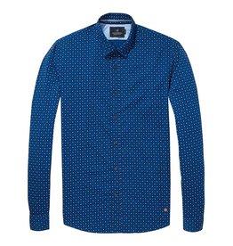 Scotch & Soda Oxford Shirt  | Blue / White 139555-0219