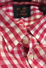 Scotch & Soda Gingham Raspberry 101468-0017
