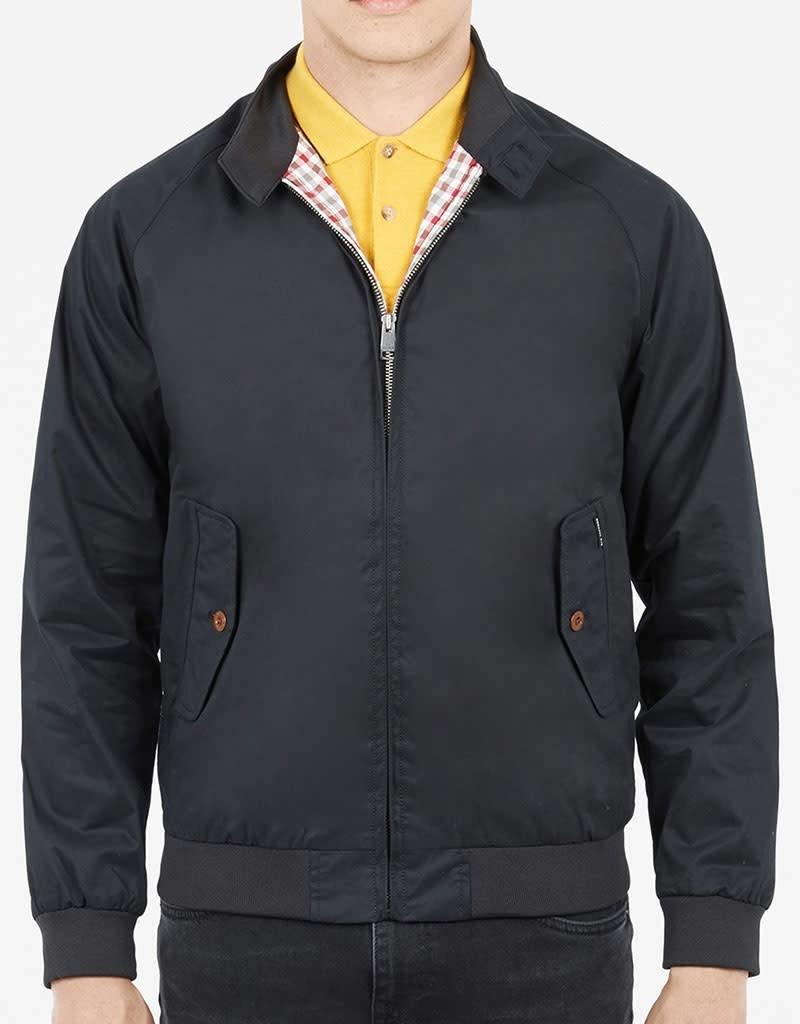 Ben Sherman Classic Harrington Jacket | Black
