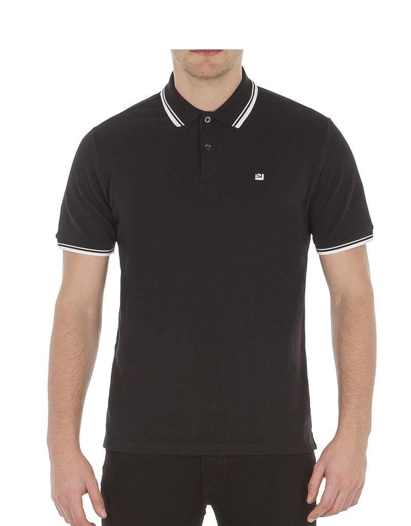 Ben Sherman Romford Polo Shirt   Black 47811-290