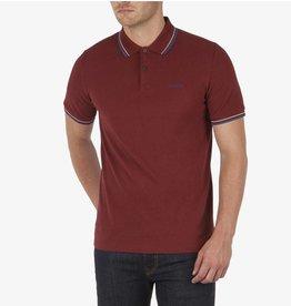 Ben Sherman Romford Polo Shirt | Burgundy 10636