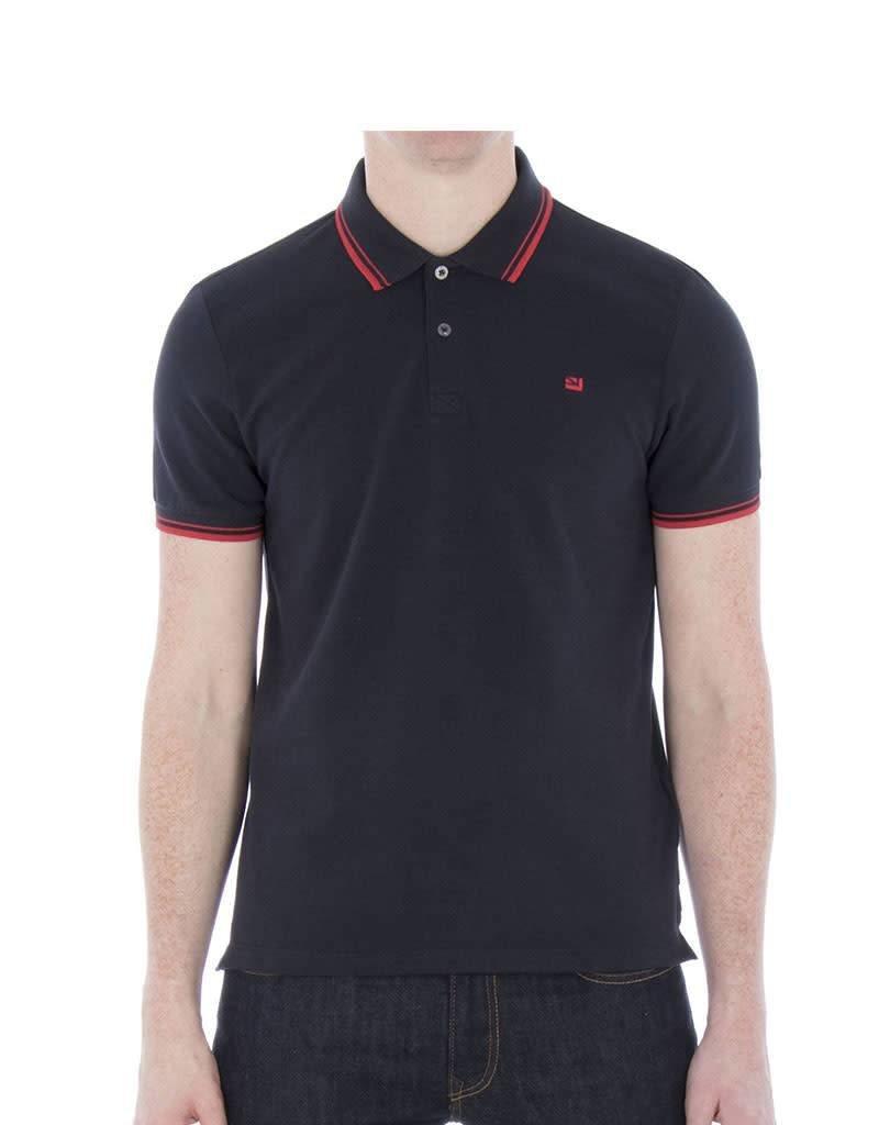 Ben Sherman Romford Polo Shirt | Navy MC11485EF5