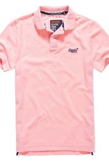 Superdry Destroy Vintage Polo | Pink