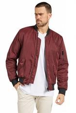 Tab 1 Jacket | Burgundy 18W217