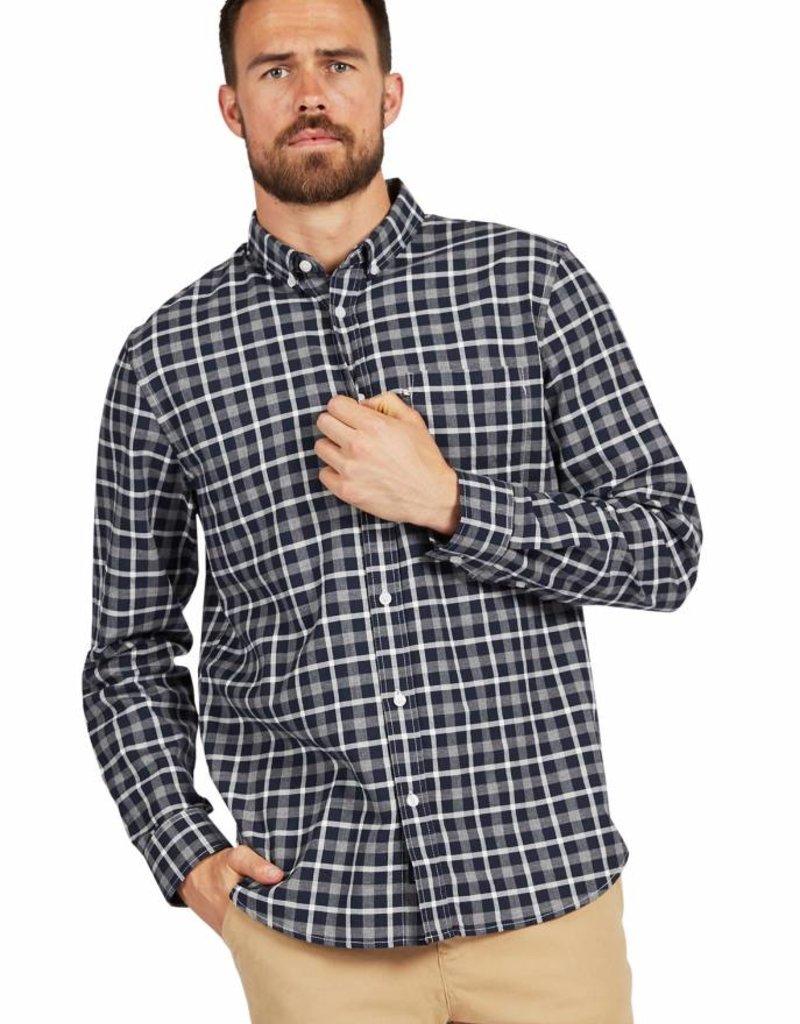 Harris Shirt   Charcoal 18W816