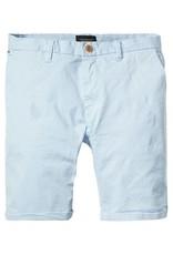 Scotch & Soda Chino Shorts | Powder Blue 136232-0765