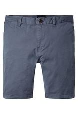 Scotch & Soda Chino Shorts   Worker Blue 136232-0562