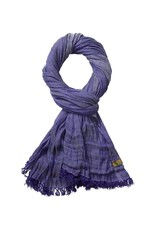 Scotch & Soda Cotton Scarf | Purple 136618-0214