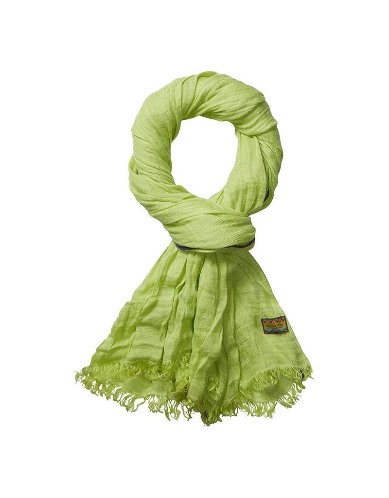 Scotch & Soda Cotton Scarf | Forest Green 136618-1147