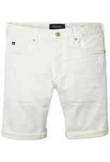Scotch & Soda Ralston Cut Shorts   Optic White 135468-AZ