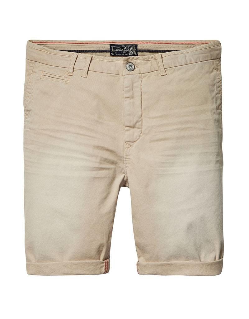 Scotch & Soda Classic Shorts | Sand 136240-0137