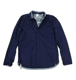 Scotch & Soda Blauw Jacket | Royal Blue 12860011635-01