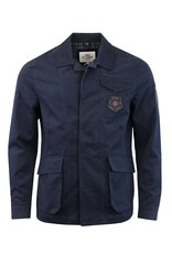Ben Sherman Military Twill Jacket Peat