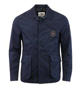 Ben Sherman Military Twill Jacket Peat