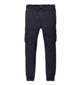 Scotch & Soda Cargo Pants   Navy 136225-0002