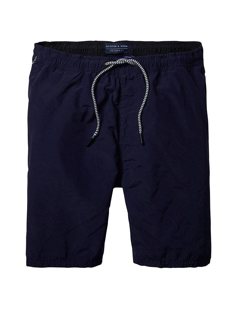 Scotch & Soda Classic Two Tone Swimshort | Navy 136687-0002