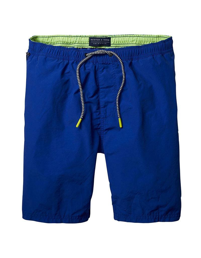 Scotch & Soda Copy of Classic Two Tone Swimshort | Navy 136687-0002