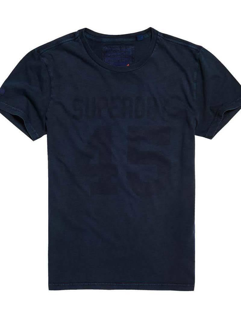 Superdry Heritage Wash Tee | Vintage Ink