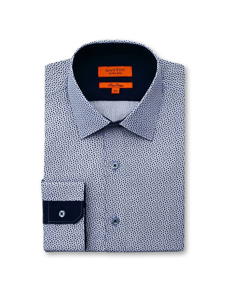 Ganton Blue Business Shirt - 2024SSK