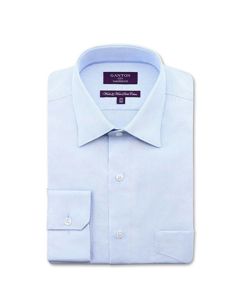 Ganton Sky Business Shirt - 5021ACN