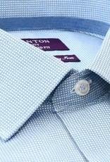 Ganton Blue Circles Business Shirt - 3043SST