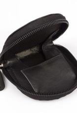 Dents Black Wallet | 23-5113