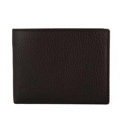Dents Black / Red Wallet | 23-5197