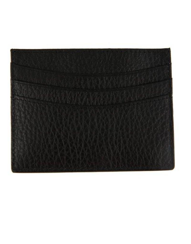 Dents Black Wallet | 23-5512