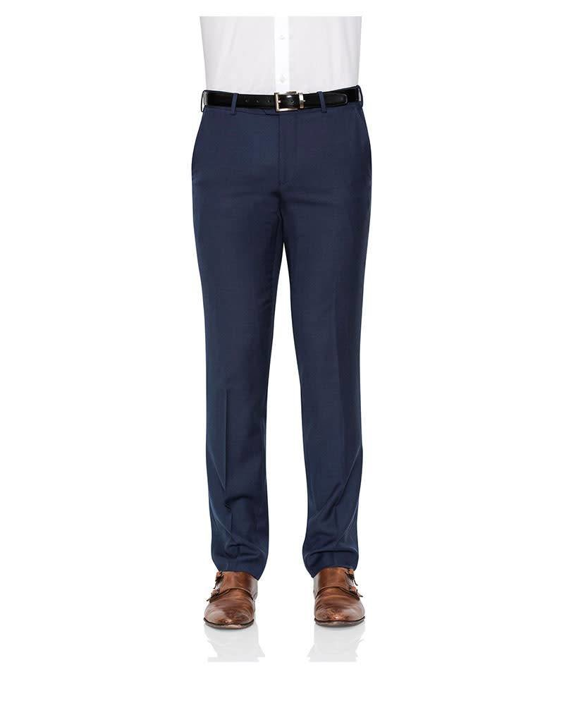 Cambridge Interceptor Wool Dress Pants |  Blue