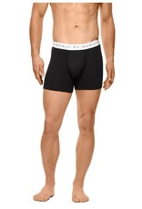 Noble by Noble Man Leg Trunks | Black
