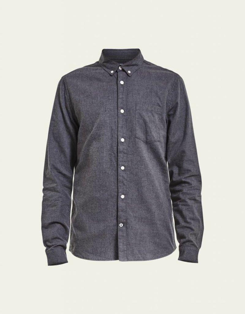 No Nationality Frede Shirt | Charcoal