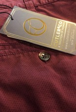 Cutler Hasting Trouser | Oxblood