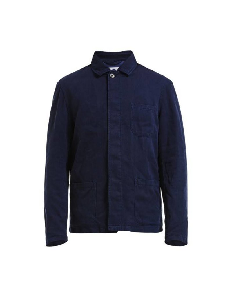 No Nationality Oscar Blazer | Navy Blue