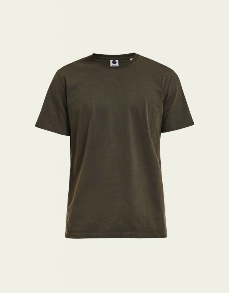 No Nationality Pima Smart Tee | Dark Army