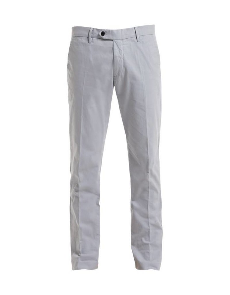 No Nationality Theo Smart Trouser   Light Grey
