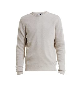 No Nationality Phil Ribbed Knit Cotton Jumper | Kit