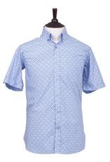 London Fog Gosport+ Short Sleeve Shirt | Sky