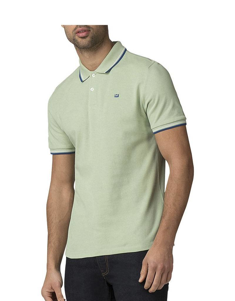 Ben Sherman Romford Polo Shirt | Light Green