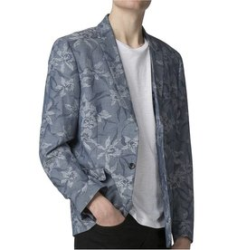 Ben Sherman Steel Daffodil Sports Jacket | Blue Steel