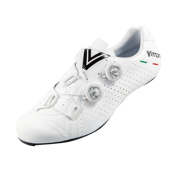 Vittoria Velar Road Shoes - White
